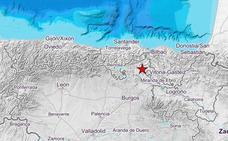 Se registra un temblor de tres grados en la localidad burgalesa de Castrobarto