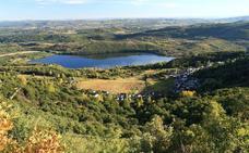 Un nuevo incendio en la parte alta del Lago de Sanabria