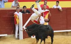 'Use' roza lo temerario para ganar en Palencia