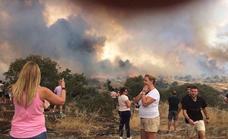Nueve fuegos permanecen activos en Castilla y León