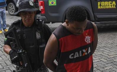 Río registra 100 policías muertos en 2017, reflejo de su violencia rampante