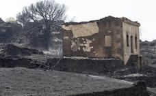 La peligrosidad del incendio de Fermoselle baja a nivel 0