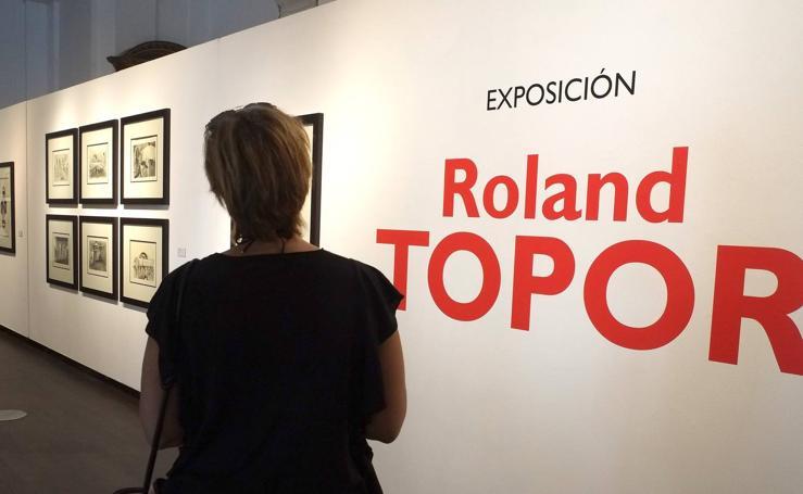 Exposición 'Humor y vanguardia: 20 años sin Roland Topor'