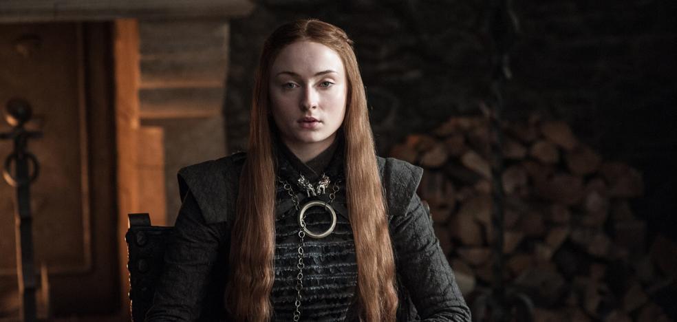 Sansa mola. Y punto