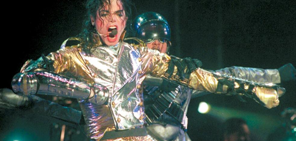 Han pasado 20 años desde que Michael Jackson estuvo en Valladolid