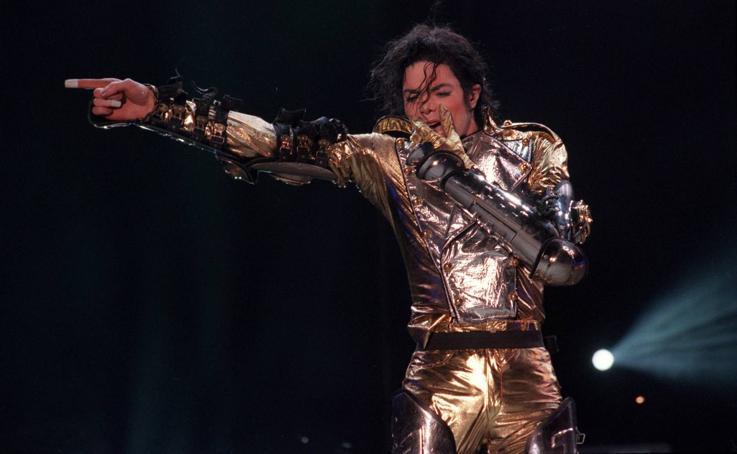 20 años del concierto de Michael Jackson en Valladolid