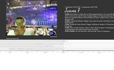 Consulta de forma interactiva el programa de fiestas del jueves día 7
