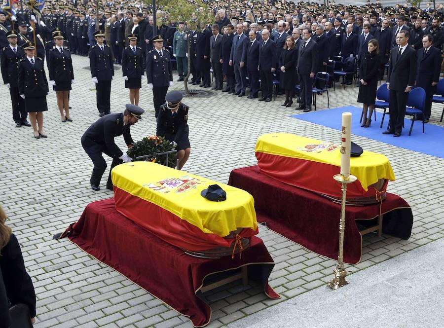 Archivan la causa por el asesinato de dos policías en la embajada de Kabul