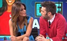 Dani Martínez y Lara Álvarez, más cerca gracias a 'Dani&Flo'