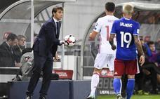 Centrados en el fútbol pese al revuelo con Villar