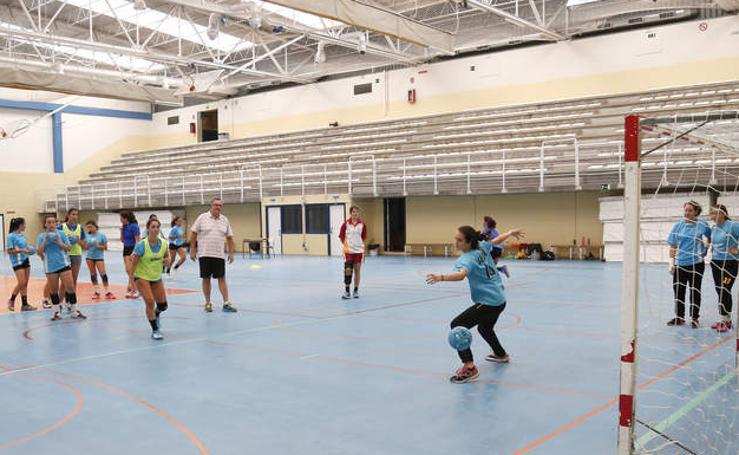 Palencia acoge la Concentración de Selecciones Territoriales de balonmano