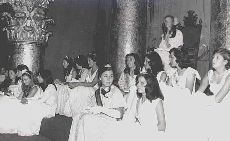 Cuando Valladolid celebraba San Mateo (II): reinas y damas de honor
