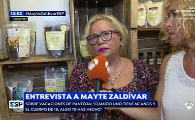 Mayte Zaldíbar sigue odiando a Isabel Pantoja
