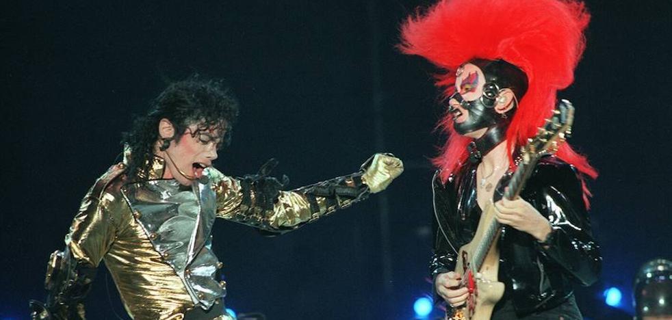 Michael Jackson, en concierto: 20 años del 'moonwalks'