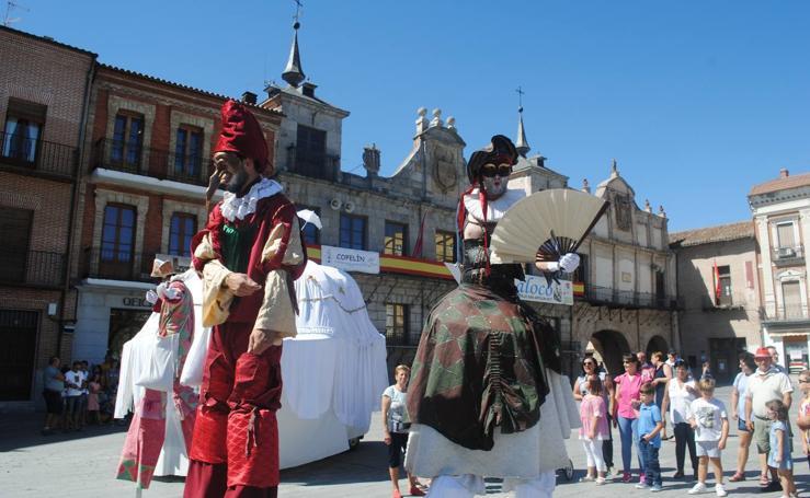 Festival de Teatro Urbano en Medina del Campo