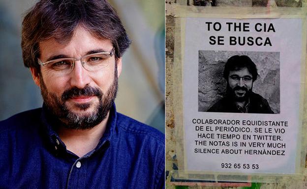 Infinidad de críticas por el cartel de los independentistas de Súmate contra Évole