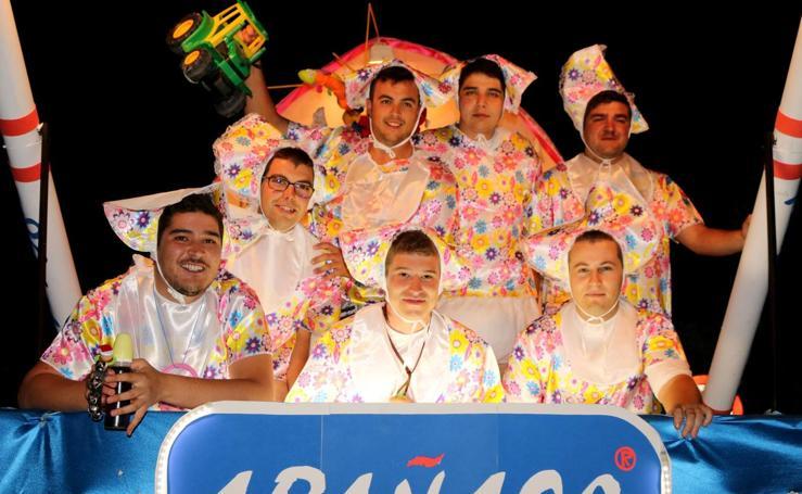 Fiestas de la Virgen de Revilla en Baltanás