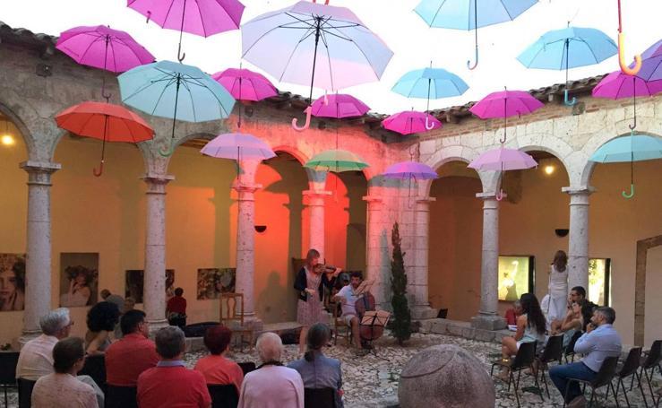'Simancas Villa del Arte' celebra su segundo aniversario con la muestra 'Rostros'