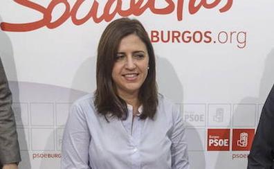 Esther Peña confirma su precandidatura a la Secretaría General del PSOE de Burgos