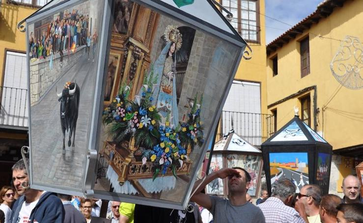 Fiesta de los Faroles de Tordesillas