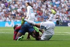 Marcelo se expone a una sanción de cuatro partidos