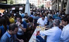 Fiestas redondas para la Feria de Día y las casetas regionales