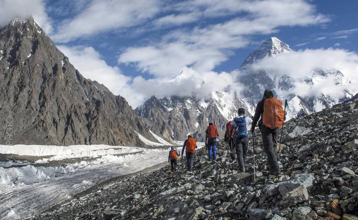 Expedición palentina a Pakistán