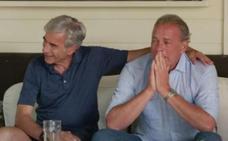 Bertín Osborne rompe a llorar en 'Mi casa es la tuya'
