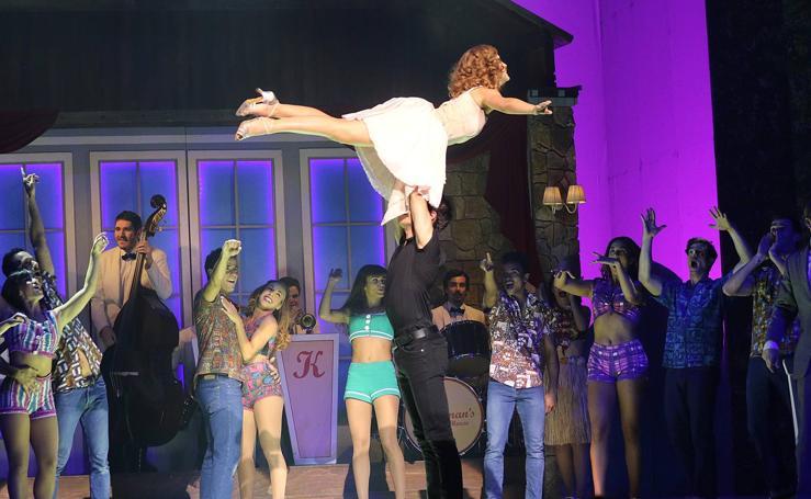 El musical 'Dirty Dancing' aterriza en el Teatro Calderón de Valladolid