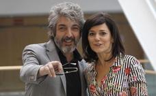 Ricardo Darín y su 'matrimonio' se suben a las tablas
