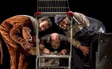 La Zaranda toma el relevo en el Festival de Teatro