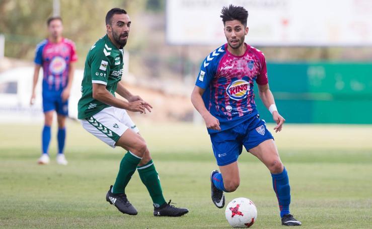 La Gimnástica Segoviana cae derrotada en Toledo (6-1)