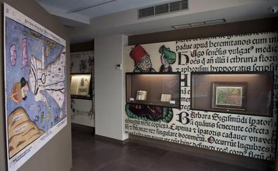 Los restos de la esgueva de La Moneda hallados bajo el Museo del Libro son del siglo XVI