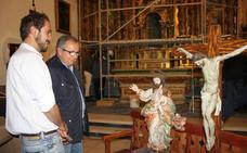 La Junta restaura las iglesias de Tabanera la Luenga y Miguel Ibáñez