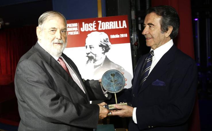 Entrega del V Premio Internacional de Poesía José Zorrilla