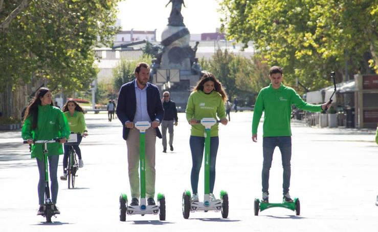 Iberdrola presenta en Valladolid su compromiso de movilidad sostenible