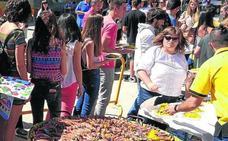 Vallelado recauda 1.723 euros en favor de la AECC en la paellada de las fiestas