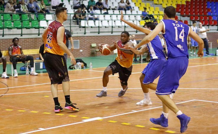 El Aquimisa Carbajosa vence al Ponferrada en su debut en la Copa EBA (93-65)