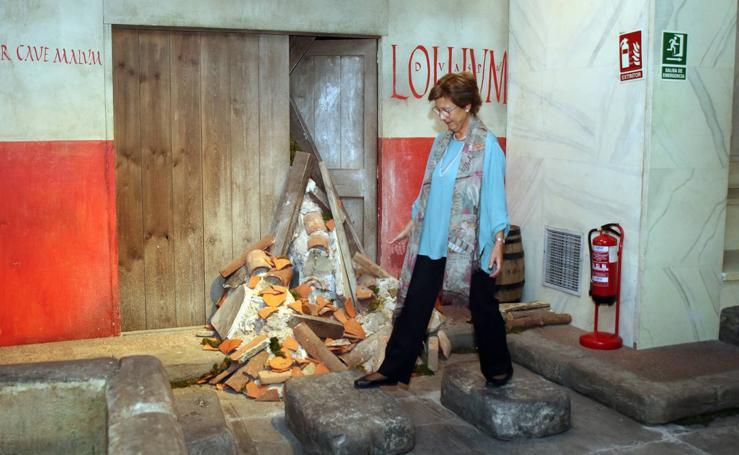 La exposición 'Romanorum Vita. Una historia de Roma' llega a Segovia