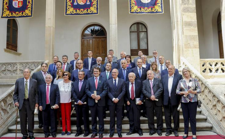 La Diputación acoge del Día de la Provincia de Salamanca