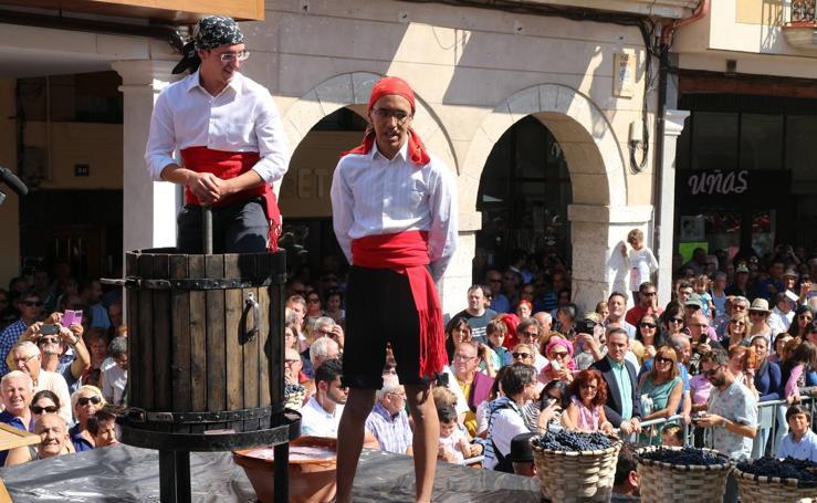 Fiesta de la Vendimia en Ribera del Duero