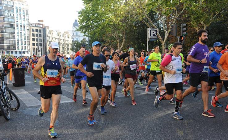 XXIX Media Maratón Ciudad de Valladolid y V Legua (2/4)