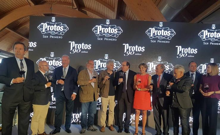 La bodega Protos celebra su noventa aniversario