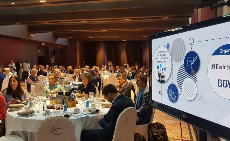 Desayuno informativo sobre 'La importancia del Big Data en el crecimiento empresarial'