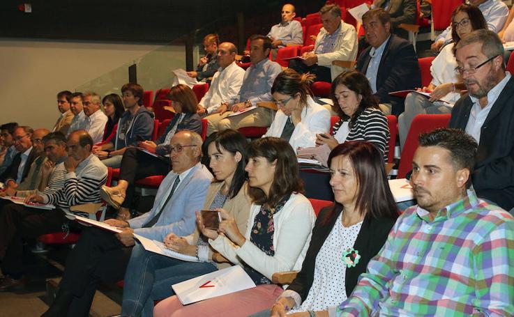 Jornada dedicada a 'La Transformación Digital en el Sector Agroalimentario. Oportunidades de negocio y colaboración en el ámbito de la I+D+i'