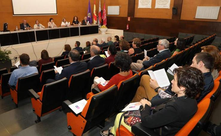 Inauguración Curso Universitario en Palencia
