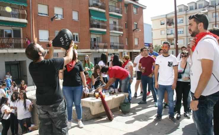 Cuéllar celebra las fiestas en honor a su patrón, San Miguel