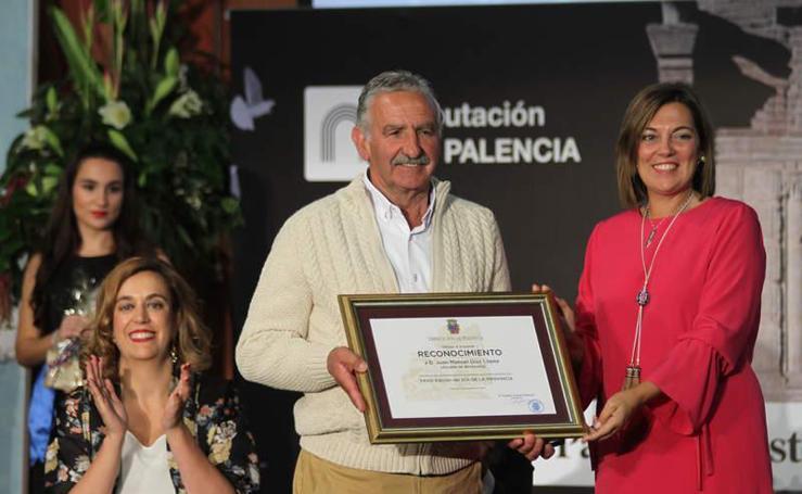 Celebración del Día de la Provincia en Palencia