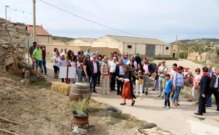 XX Fiesta de la Vendimia del Arlanza en Valdecañas de Cerrato (2/3)