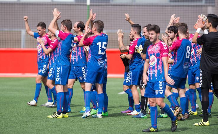 Primera victoria de la Gimnástica Segoviana en Segunda B